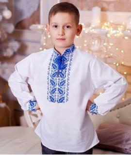 Вышиванка для мальчика Петриковка