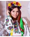 Веночек украинский Богатый - полевые цветы