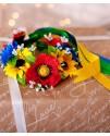 Український віночок Польові квіти